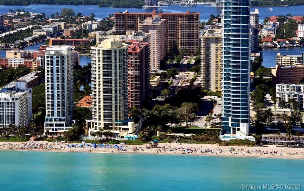 Enjoy your very own condo hotel. Use while on vacation, quick getaway or entire season and still reap the income when you are away. Most prestigious and sought after area Sunny Isles Beach. Condo consist of two separate units 2/1 and 1/1. Completely furnished. Resort style high rise, maximum luxury, comfort and fun experience. World's best sandy shores, elegant sunrise, natural beauty, warm weather and urban culture. Amazing lifestyle, security, quality of services and amenities. Great investment.
