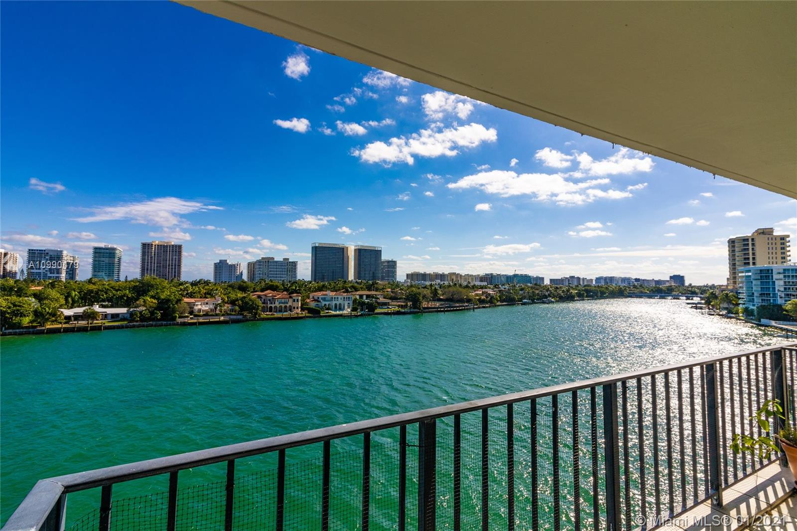 """Buyer Investors only - Property is rented for a year -  Magnificent Water Views from every room of this spacious 2 bedroom apartment in the prestigious Bay Harbor neighborhood. Updated Kitchen with Stainless Steel Appliances. Walk-in Closets. Hurricane Proof Windows. 3 Assigned Parking Spaces. Concierge/Doorman. Heated Pool. Paddleboard Access to the Intercoastal Waters. Bike Storage. Common Room/ Party Room for hosting events. Close to world renowned Bal Harbor Shops, Restaurants, and Beaches. """"A"""" Grade Elementary and Middle School. MONTHLY MAINTENANCE INCLUDES EVERYTHING: Electricity, A/C, Cable, Internet, and Hot Water."""