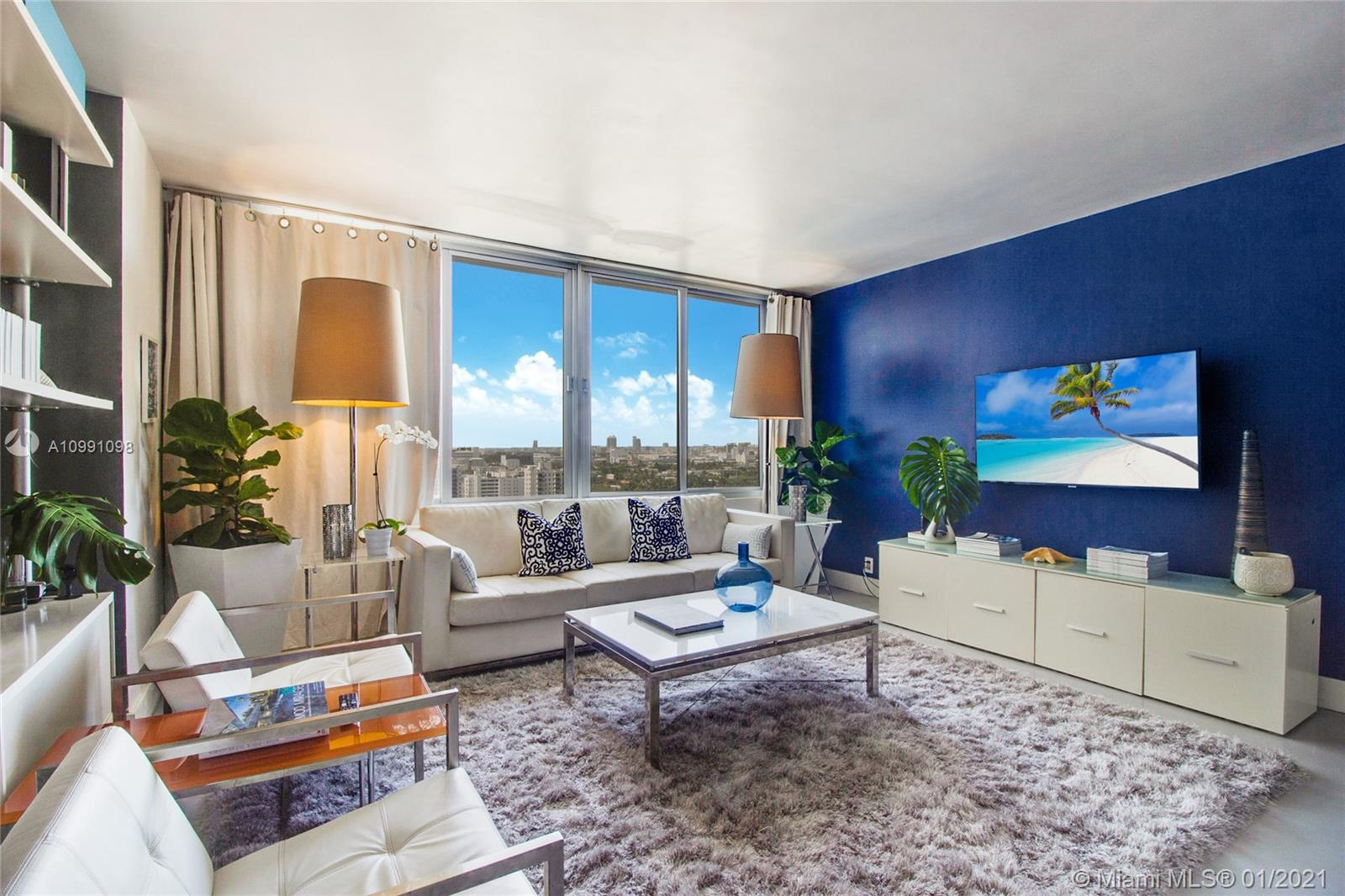 1000  West Ave #1504 For Sale A10991098, FL