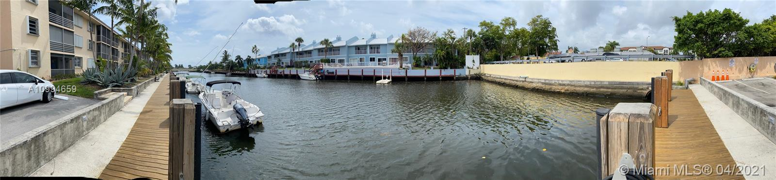 Beatiful East of Federal Highway First Floor Renovated Condo with Two Bedrooms and Two Bathrooms.