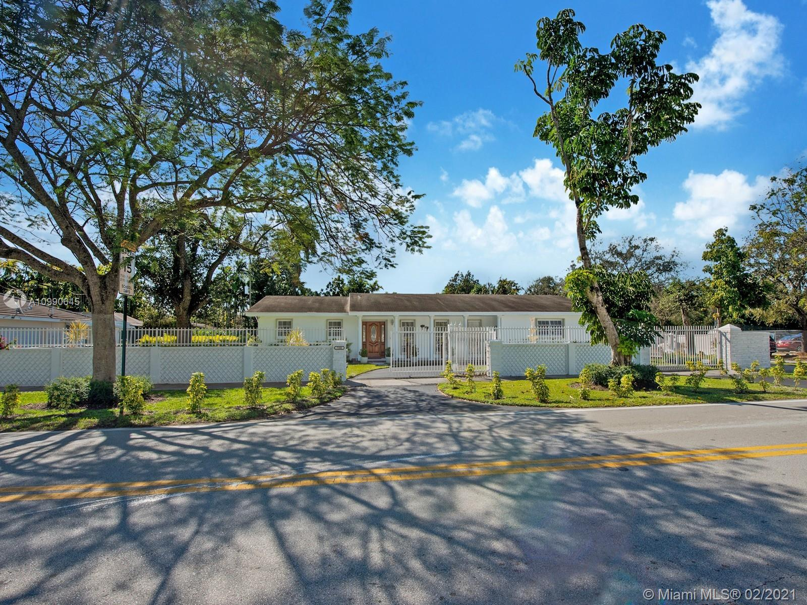 7380 SW 120th St  For Sale A10990645, FL
