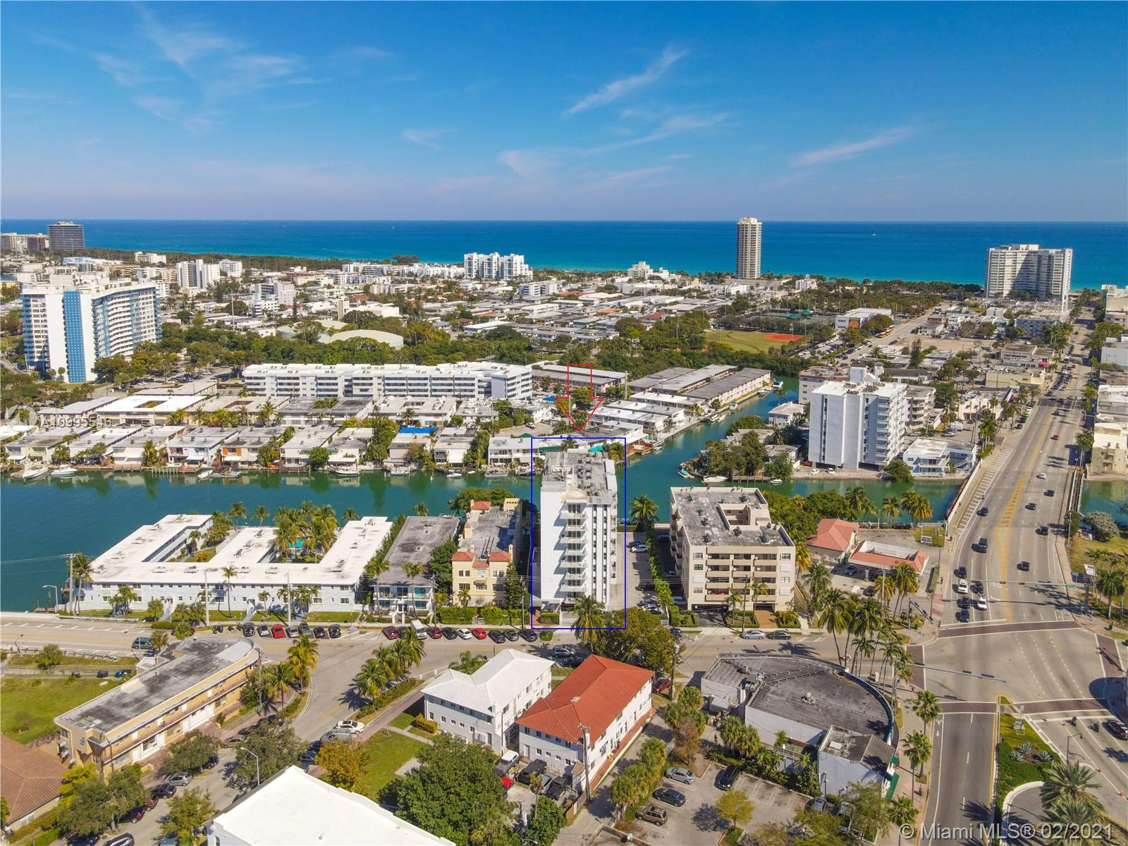 7133  Bay Dr #501 For Sale A10995546, FL