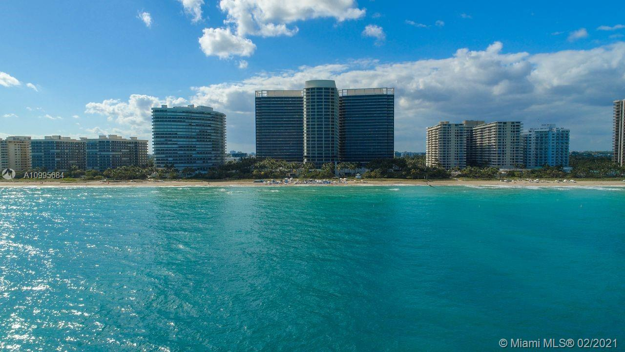 Best price in the building. Spectacular direct ocean view unit in this luxury 5 star St. Regis Bal Harbour! 1 Full bedroom + Big Den with Two Full Bathrooms, two oversized balconies, a beautiful Living Room with a kitchen. Exclusive access to the beach, private pools, housekeeping services, concierge, outdoor & indoor cabanas, Remede Spa Forbes winner as best spa, fitness center, three restaurants, winery and across the street to the famous Bal Harbour shops. You'll love this luxury lifestyle! Allows daily, weekly rentals to generate income when you are not using it.