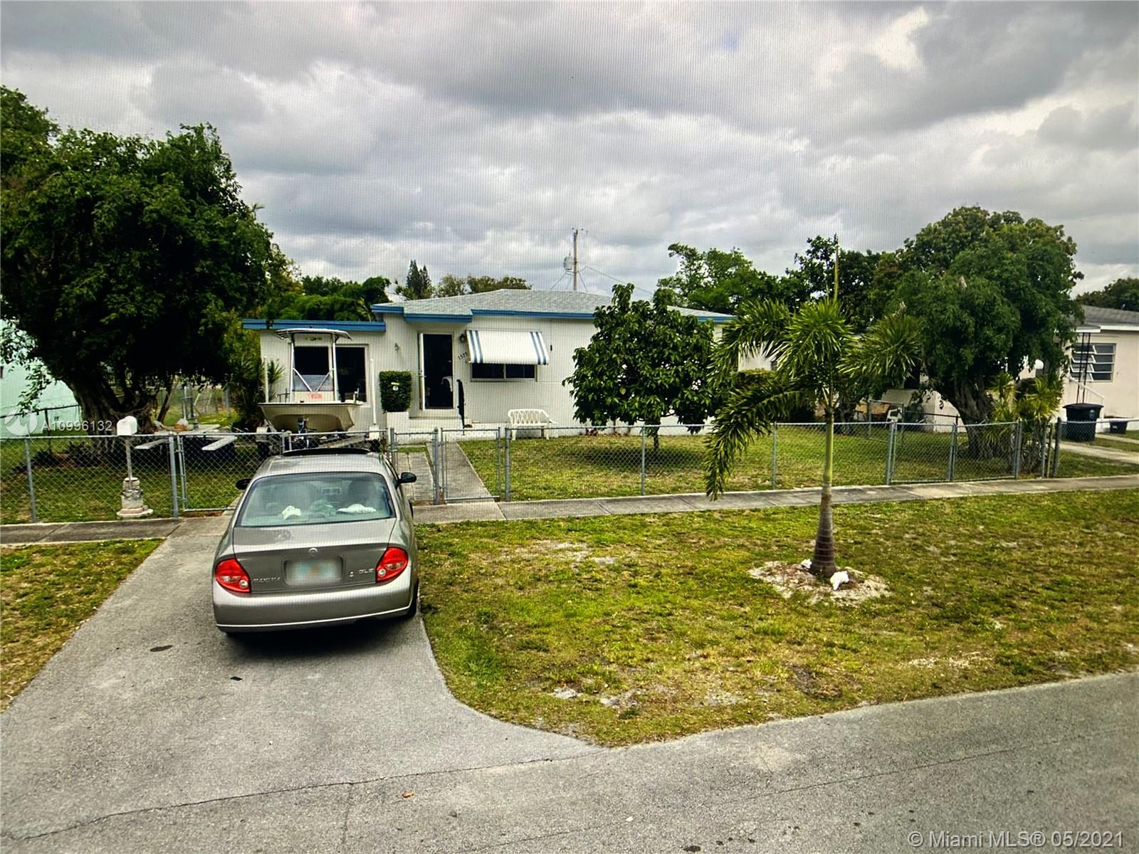 1575 NW 123rd St  For Sale A10996132, FL