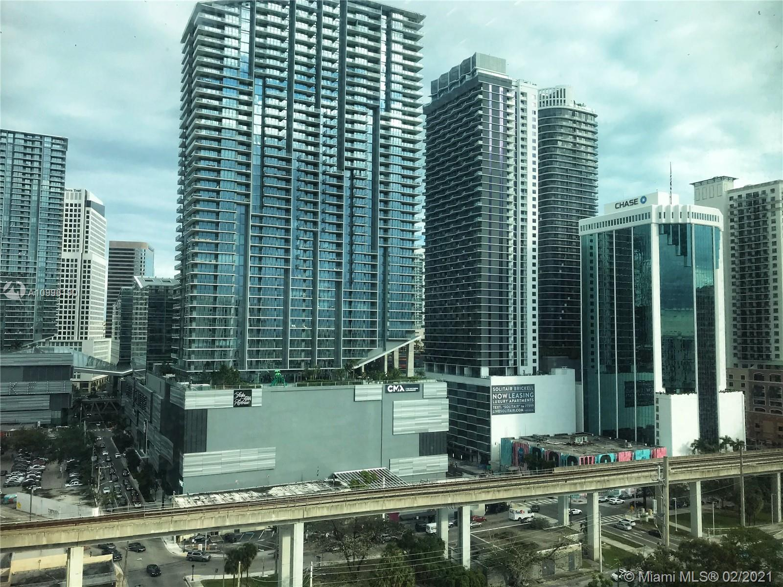 175 SW 7th St #1512 & 1511 For Sale A10996190, FL