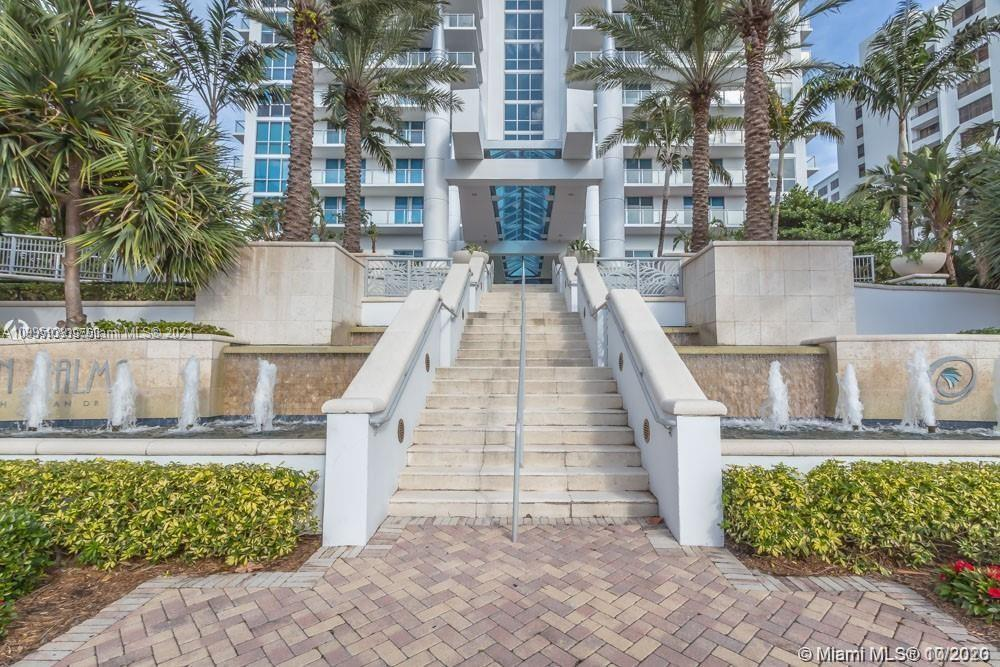 Prestigious, step off private elevator, unique custom built luxurious ocean front condo flow-thru unit . Unobstructed Panoramic intercostal and ocean view with marble and crowned moldings, custom walk-in closets, wireless service; minutes from Ft. Laud. Airport and seaport. 5 star amenities with infinity pool, hot sauna, 2 story fitness spa facility, conference room, billiard, dog park, theatre room and tennis court. 240 feet of beach views.