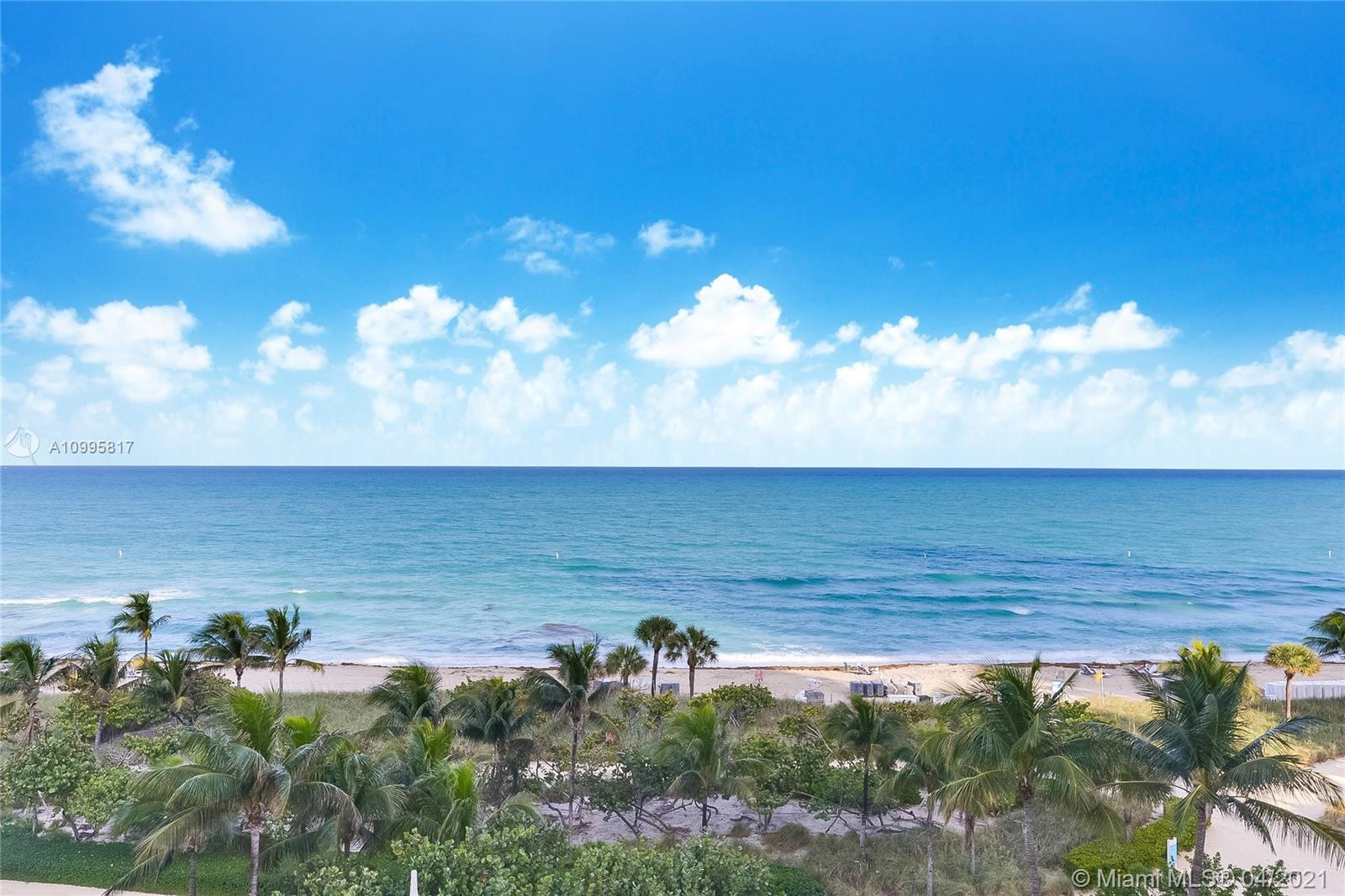 9801  Collins Ave #5H For Sale A10995817, FL