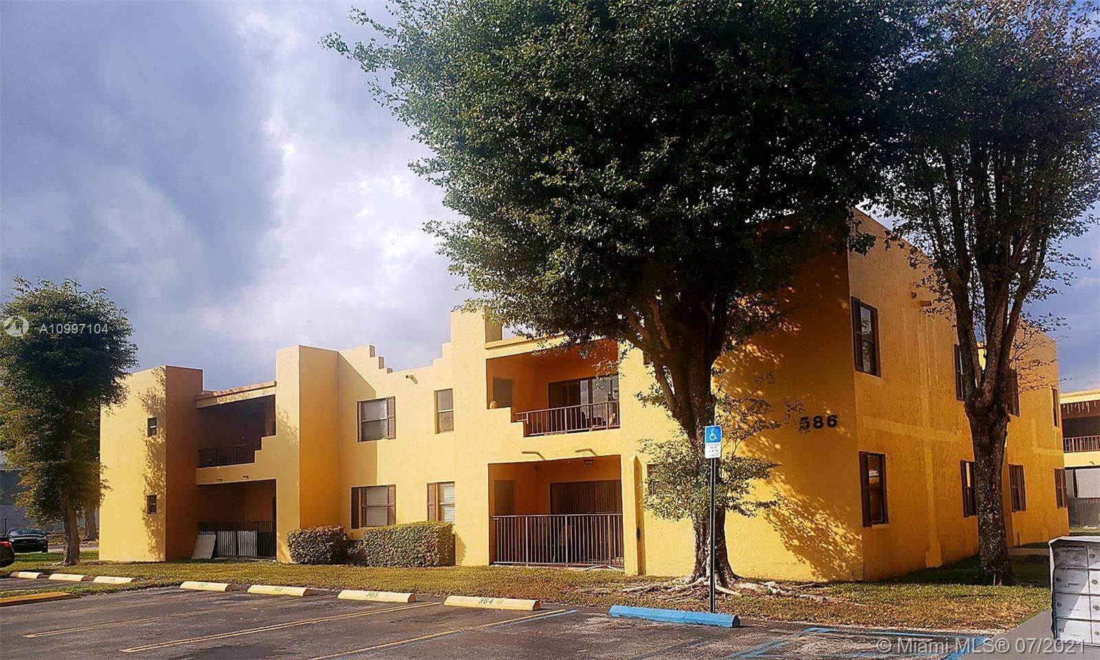 586 NW 114th Ave #203 For Sale A10997104, FL