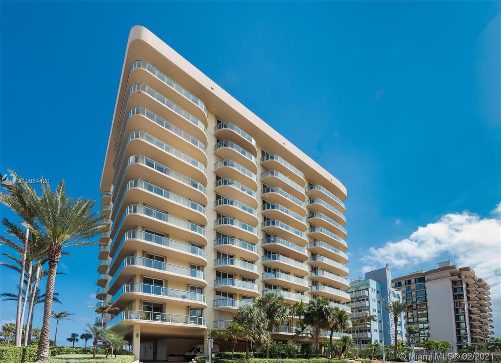 8855 Collins Ave Unit 8 B, Surfside, Florida 33154