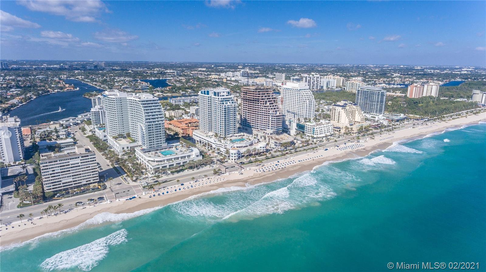505 N Fort Lauderdale Beach Blvd #815 For Sale A10994107, FL