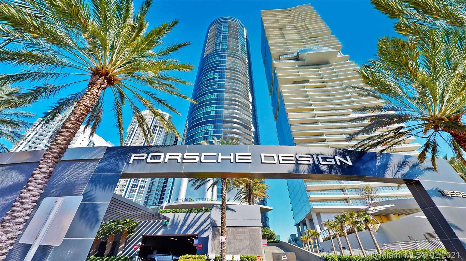 Enjoy contactless condo living with this Luxurious masterpiece in the sky.  This 4BD/4BTH heaven includes unobstructed views of the ocean, intercostal and Miami skyline. The Porsche designed one of a kind building features a 2 car sky garage for your unit so you can safely enter your new home without having to interact with anyone, as well as two private elevators. A private plunge pool in your oversized balcony to enjoy the ocean breeze. The amenities include a race car & golf stimulators, full-service restaurant, bar, room service, pool and 200 ft on the ocean with beach service. You can also enjoy the oceanfront spa with fitness complex, yoga and massage rooms, Vichy showers and hair salon. World class security so you can live in peace knowing that you and your family are protected 24/7