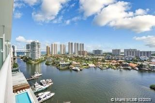 Wow!!! This is an incredible unit. Owner has not spared on remodeling. Nicest 3/3 in the building. Dropped ceiling in living room with gorgeous decorative moldings. Amazing water views and the amenities are superb: pool, tennis, exercise room, massage room and spa. Master and 2nd bedroom have amazing North views of the intracoastal and Sunny Isles Skyline. 3rd bedroom has west view. This is a corner unit with windows on the west side of the unit. This is a steal considering the amount that was put into finishing it.