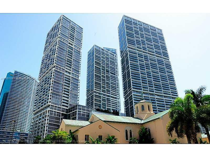 Unique apartment with double ceilings, located on 40th floor. Furniture is included. Top of the line gourmet kitchen with Sub Zero and Wolf stainless steel appliances. Amenities at Icon Brickell include 300-foot-long swimming pool,50 person hot tub, a 28,000-square-foot spa and fitness center, full-service concierge service, on-site restaurants. Walking distance to hundreds of shops, restaurants and bars offered by Brickell City Center, Mary Brickell Village and the Miami River Walk