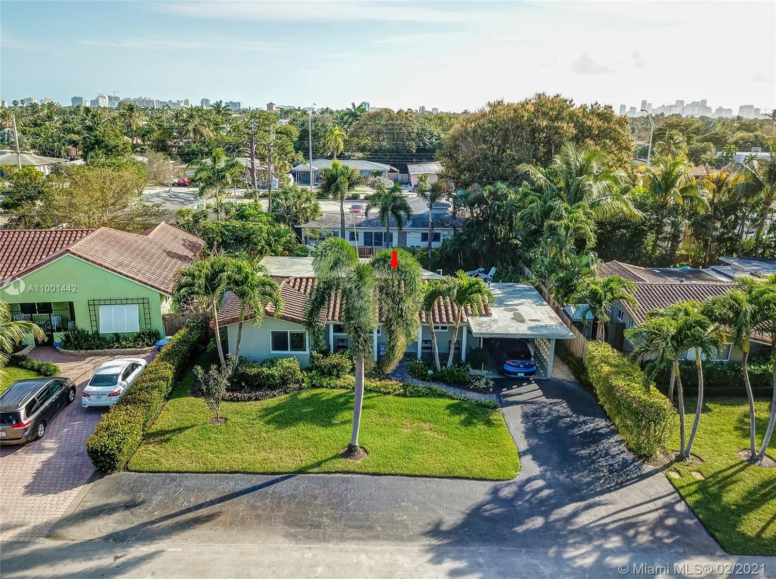 UPGRADED HOME IN THE HEART OF WILTON MANORS! WALKING DISTANCE TO DOWNTOWN AREA. THIS IS ONE OF THE ONLY PROPERTIES AVAILABLE IN THIS SECTION AND HAS THE REPUTATION TO BE ONE OF THE BEST NEIGHBORHOODS IN THE MANOR! THIS PROPERTY HAS ALL HURRICANE IMPACT ENERGY EFFICIENT WINDOWS (CUSTOM SIZED) WITH SOME REALLY NICE CORNER WINDOWS THAT BRINGS AN ABUNDANCE OF NATURAL LIGHT. THE KITCHEN AND BOTH BATHROOMS HAVE BEEN UPGRADED AND ARE VERY NICE AS WELL! THE HOME IS COZY INSIDE BUT THE EXTERIOR AREA REALLY SHOWS OFF TRUE FLORIDA LIVING! AMPLE ROOM OUTSIDE TO ENTERTAIN, VERY PRIVATE AND FULLY FENCED IN. PLENTY OF ROOM TO ADD A POOL! AT ASK PRICE THIS HOME COMES 100% TURNKEY FURNISHED AS WELL! NO RENTAL RESTRICTIONS AT ALL HERE AND NO HOMEOWNERS ASSOCIATION. ALL FINANCING OK - FHA & VA ARE NO PROBLEM