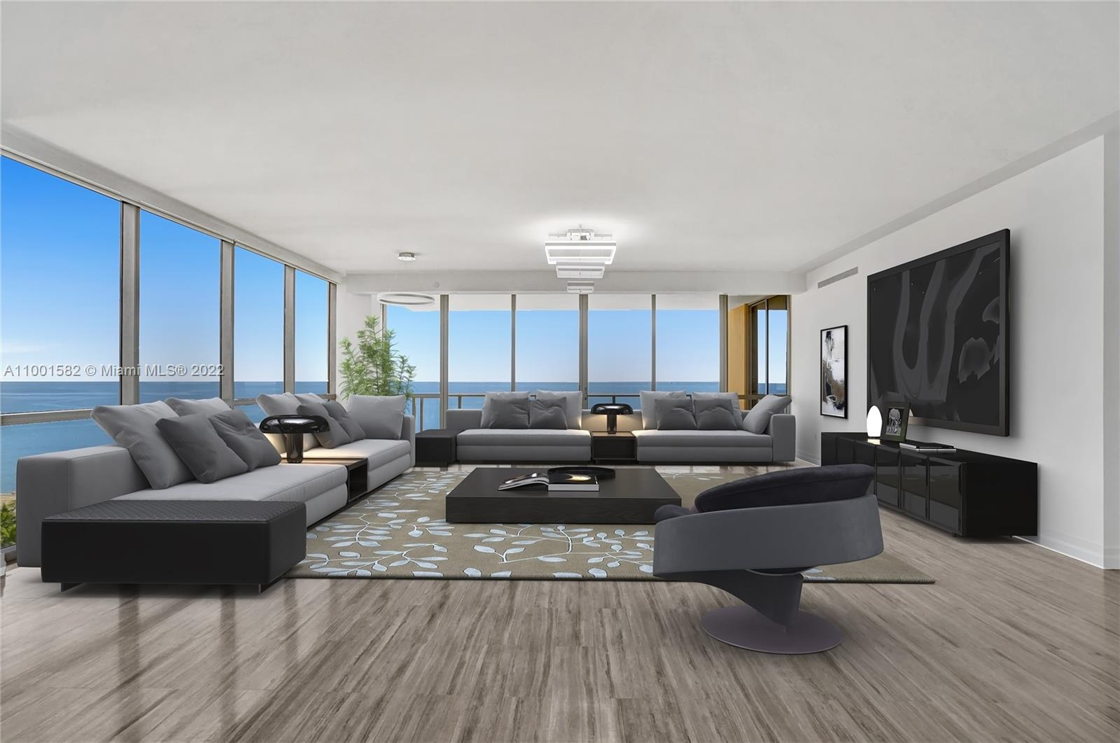 17749  Collins Ave #801 For Sale A11001582, FL