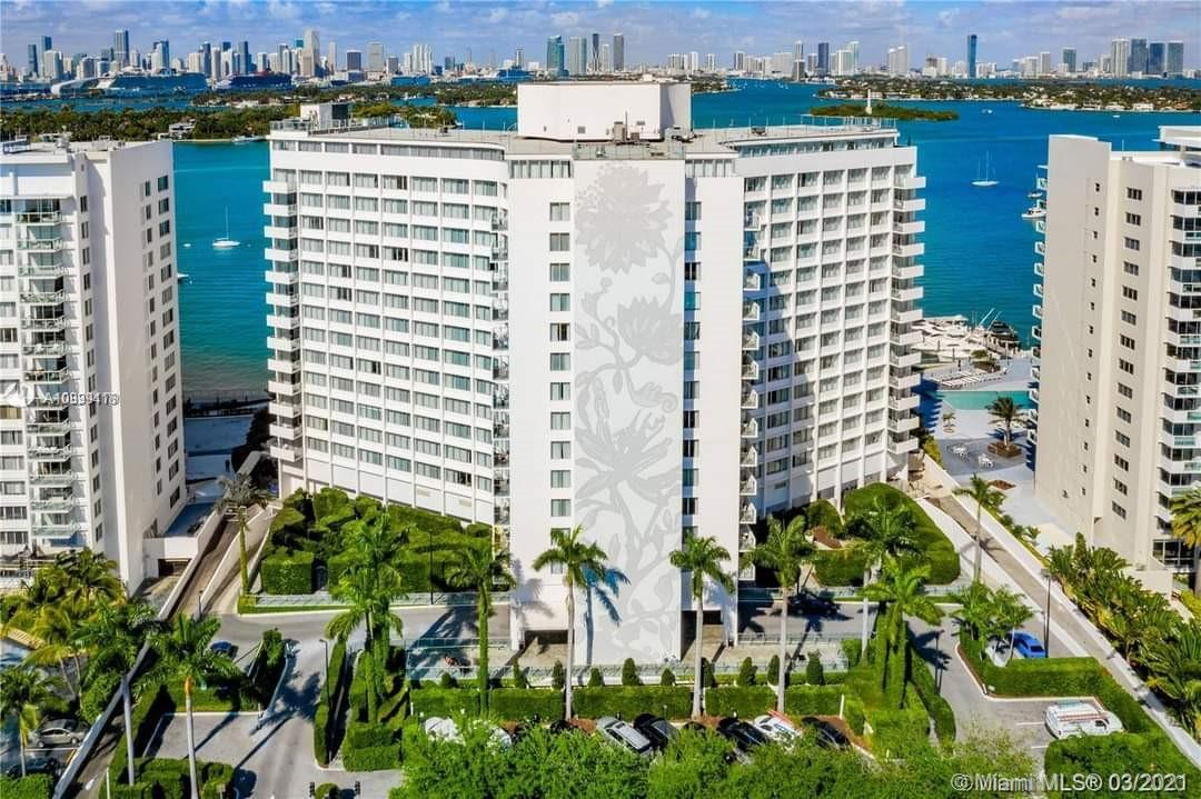 ONE BEDROOM for sale at the MONDRIAN! Sleeps up to 6 people. Third-floor corner with partial view BAY/CITY of Miami Beach. Not in the hotel program. You can rent it daily! Lobby & pool just got a cosmetic make over. Access to the spa, gym, room service, two pools, on-site marina, and all the exclusivity and elegance of living at The Mondrian South Beach! Owner very motivated! Bring all your offers.
