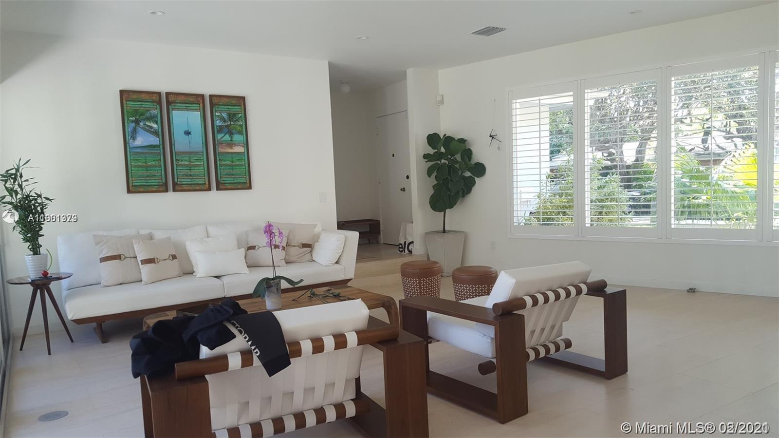 MAGAZINE-TASTEFULLY COMPLETELY REMODELED HOME IN PRESTIGIOUS BAY HEIGHTS IN COCONUT GROVE. SUPER CLOSED TO BAYFRONT PARKS & MARINAS AND CLOSE TO THE GROVE VILLAGE CENTER'S GALLERIES, BOUTIQUES & RESTAURANTS. 3 BR/3BA + POWDER ROOM. HUGE FAMILY ROOM PRIVATE AREA WHICH CAN BE USED AS A FOURTH BEDROOM, HOME OFFICE, STUDIO-GYM OR JUST AS A FAMILY SPACE. LIGHT-FILLED, OPEN LIVING SPACES WITH A WHITE COLOR PALETTE, BEAUTIFUL MODERN OPEN KITCHEN. LARGE LIVING ROOM AND DINING ROOM OVERLOOKING BACKYARD. SPECTACULAR KID FRIENDLY SPACIOUS BACKYARD. MARBLE FLOORS. IMPACT WINDOW/DOORS. LAUNDRY ROOM. ROOF DONE RECENTLY. UNIQUE FRONT APPEAL & DRIVEWAY. MINUTES TO DOWNTOWN, MIA & THE BEACHES. AND THIS IS THE BEST AREA OF COCONUT GROVE (NORTH COCONUT GROVE) WITH PRIVATE 24 HOURS SECURITY.