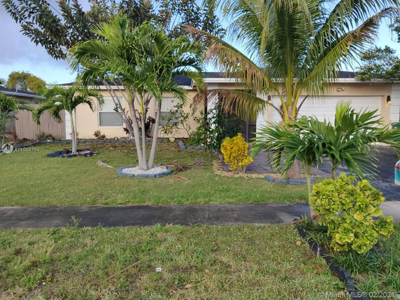 Beautiful, just renovated, bright and spacious 3 bedroom 2 bathroom single family home with 2 car garage and outdoor pool. Laundry in garage. Fenced yard. Great location. Move in ready. See pics. Move fast. Priced to sell.