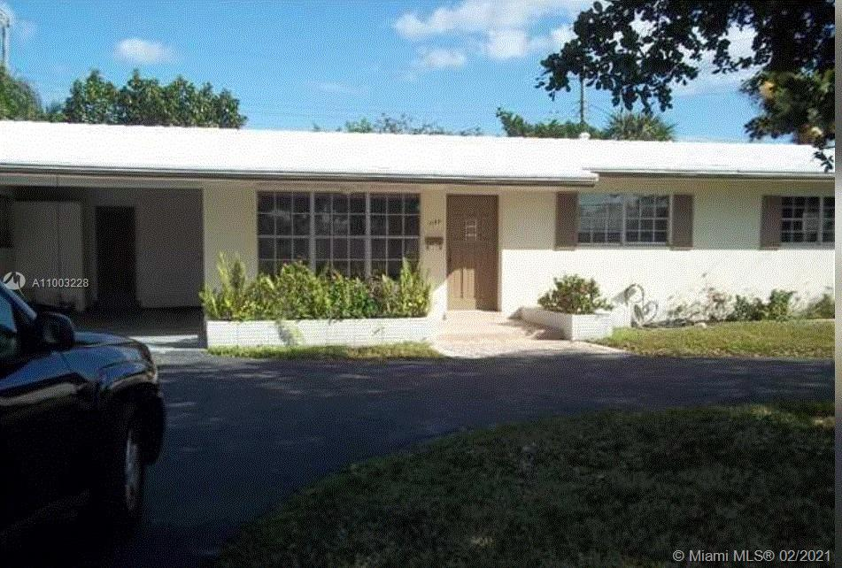FLORIDA CHARM IN THIS GREAT POMPANO BEACH 3/2 HOME. TERRAZO FLOORS, 2013 ROOF, IMPACT WINDOWS AND DOORS, NATURAL GAS APPLIANCES. NEW STOVE, NEW WASHER & DRYER ,NEW DISHWASHER, 2019 CUMMINS NATURAL GAS GENERATOR  2021 TAKAGI TANKLESS HOT WATER HEATER 2016 A/C, ENCLOSED CAR PORT-IMPACT GARAGE DOOR. 2020 UPDATED BATHROOMS, 2020 OVERSIZED PAVER DRIVEWAY (ROOM FOR BOATS) JUST MINUTES AWAY FROM BOAT SLIPS, MARINAS AND POMPANO'S BEST BEACHES. FULLY INSULATED AND A/C SHED/WORKSHOP. TROPICAL GARDEN WITH FRUIT TREES AND WOODEN GAZEBO. AVOCADO,LYCHEE BERRY,STARFRUIT,VARIATY OF MANGO,GUANABANA,SOURSOP,BANANA TREES. PRICED TO SELL!!