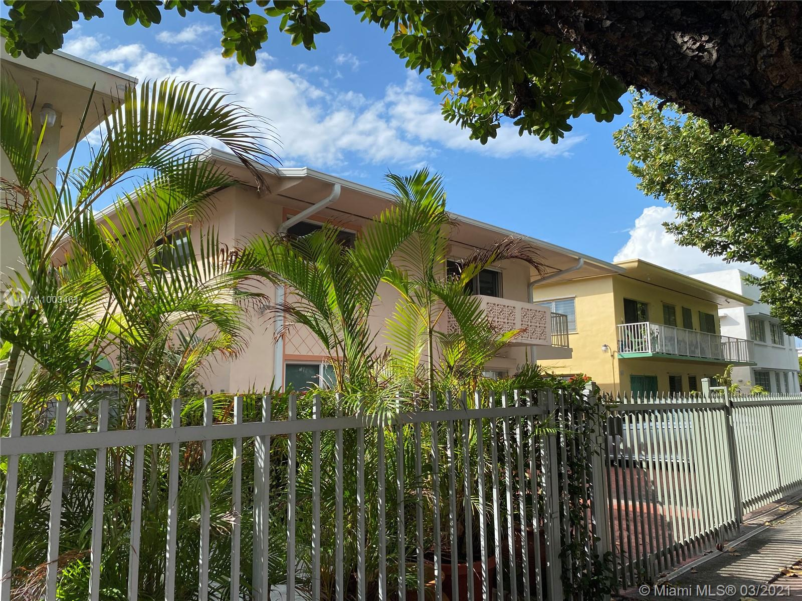 644  Meridian Ave #2 For Sale A11003461, FL