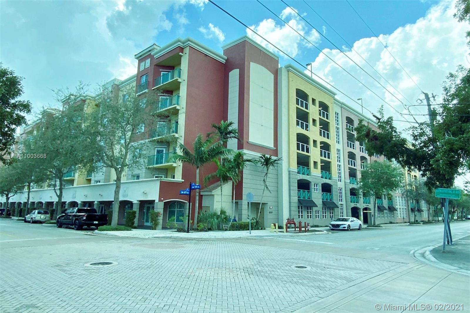 6001 SW 70th St #CU-107 For Sale A11003668, FL