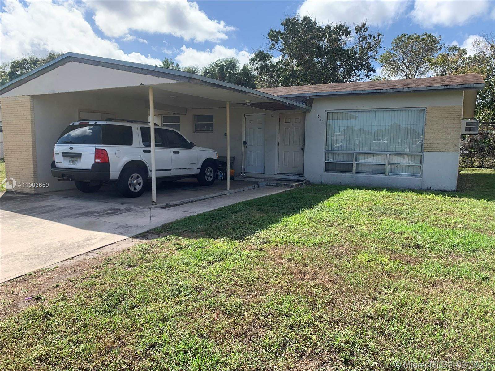 Unapproved Short Sale Property needs complete renovation. Needs roofing, flooring, kitchen and bathroom.  PLEASE Do NOT disturb occupants! All information is deemed accurate but not guaranteed. Sale is contingent on Third Party Approval.