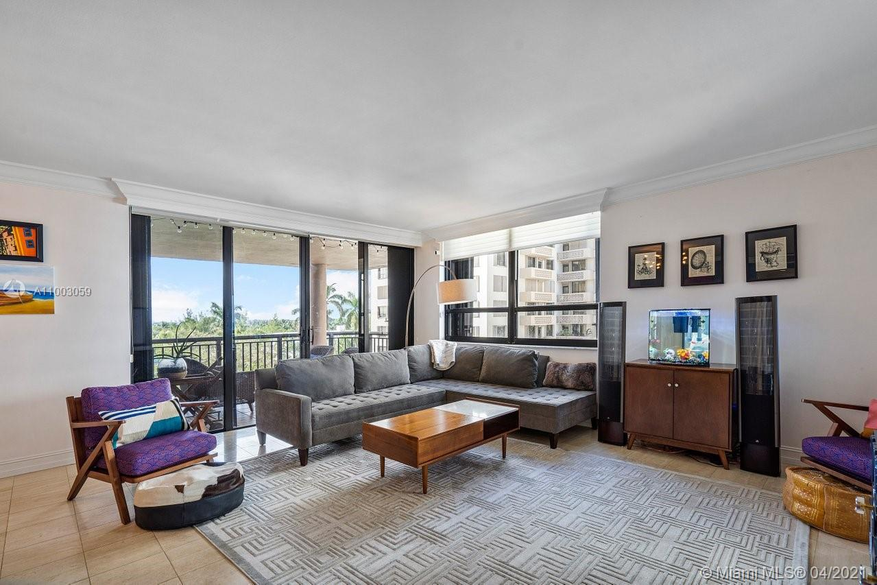 Rare and spacious 3 bedroom (2 1/2 bath) in exclusive beachside Bal Harbour Village. Ocean front building, full service boutique building. Huge walk-in closet in Master bedroom. New washer, dryer, dishwasher, and A/C.  Great for entertaining with views of the ocean and sunsets to the west. Two balconies. Two parking spaces with complimentary valet service. Steps away from the beach, pool and walking path along the ocean. Resort living (pool and beach towel service). Lobby renovation will be completed in weeks!
