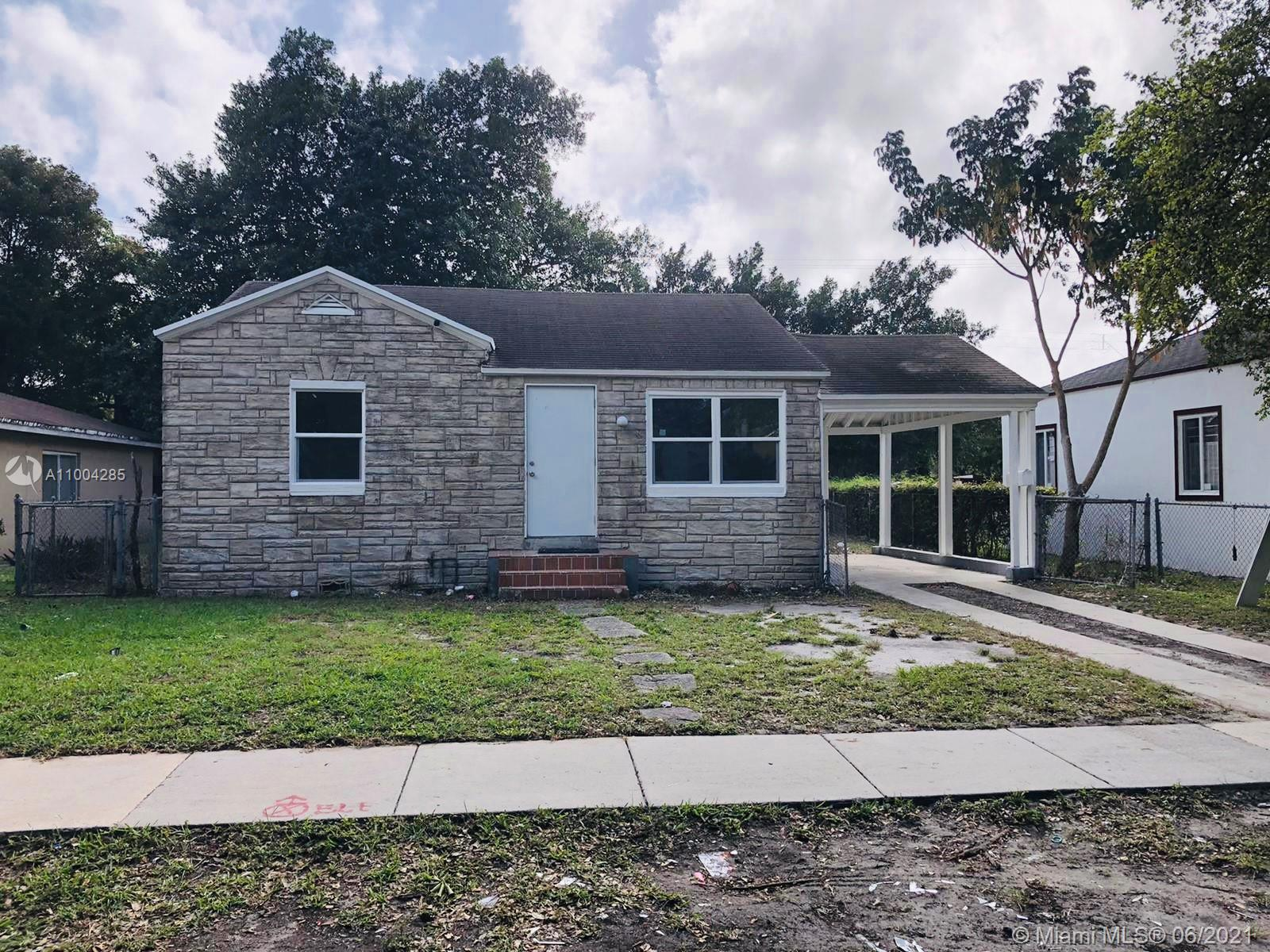 1044 NW 63rd St  For Sale A11004285, FL