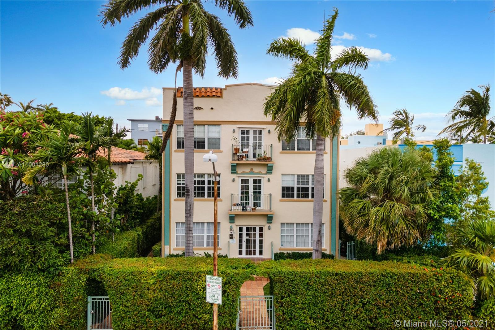 1242  Drexel Ave #106 For Sale A11001280, FL