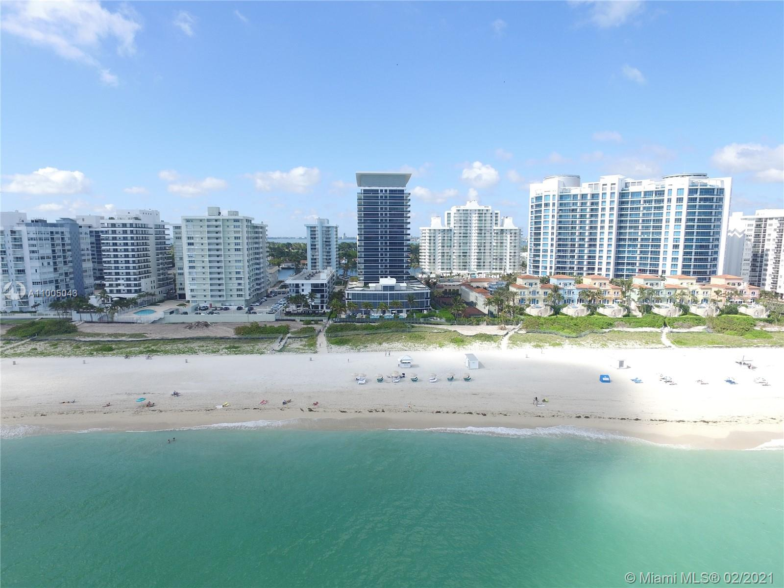 5875  Collins Ave #1908 For Sale A11005043, FL