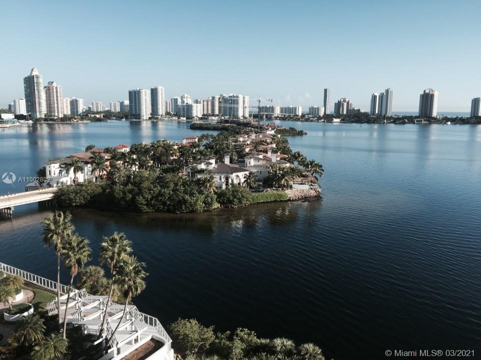 Water view from all sides. Open floor plan. Furnished or unfurnished.