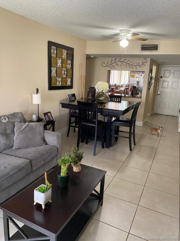 Great first floor, 2/2 condo located in the city of Weston. Surrounded by beautiful parks and A-rated Schools. Close to the bonaventure country club with plenty of amenities and a full golf course. Current tenant recently renewed. Great investment.