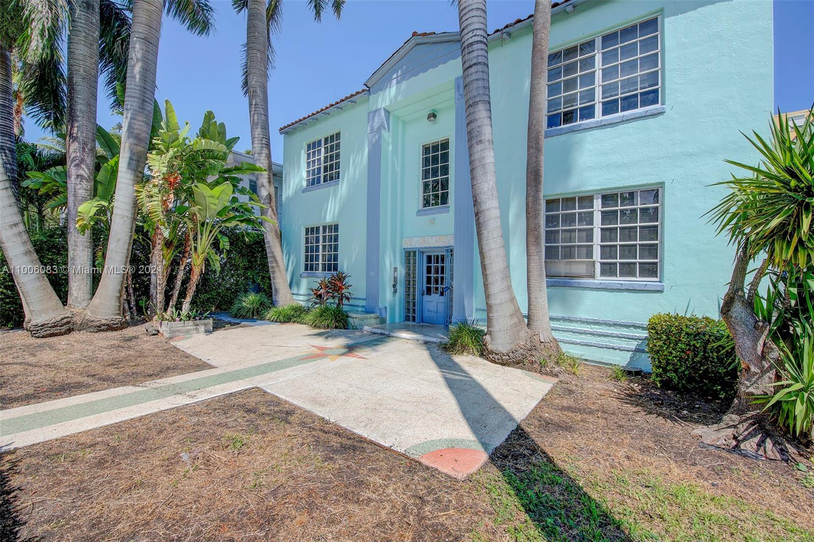 751 Euclid Ave, Miami Beach, Florida 33139