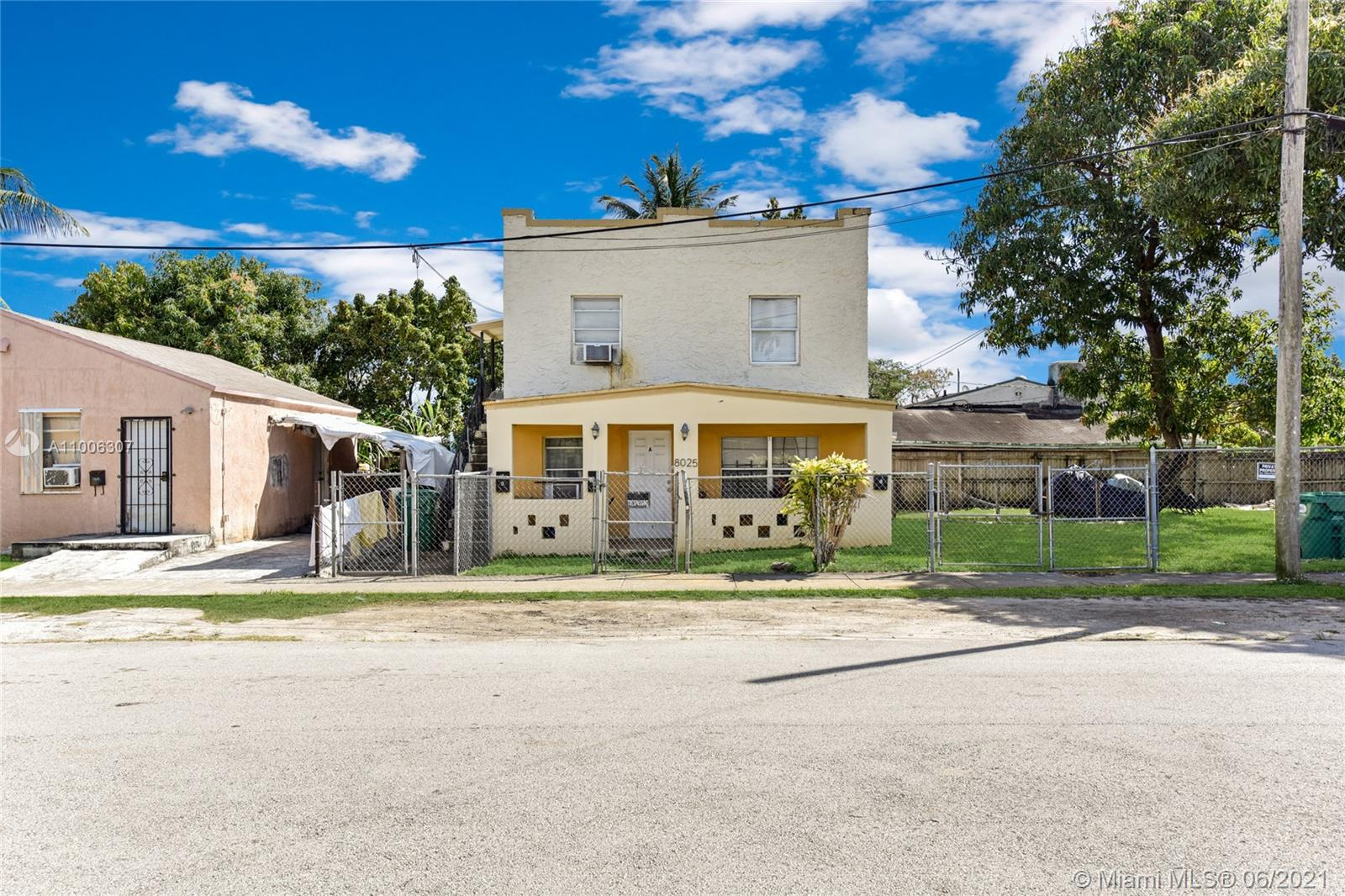 8025 NW 4th Ave  For Sale A11006307, FL