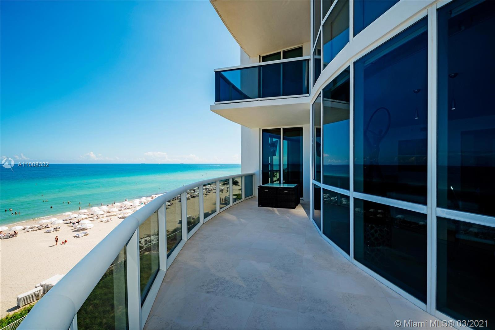 18101  Collins Ave #609 For Sale A11008332, FL