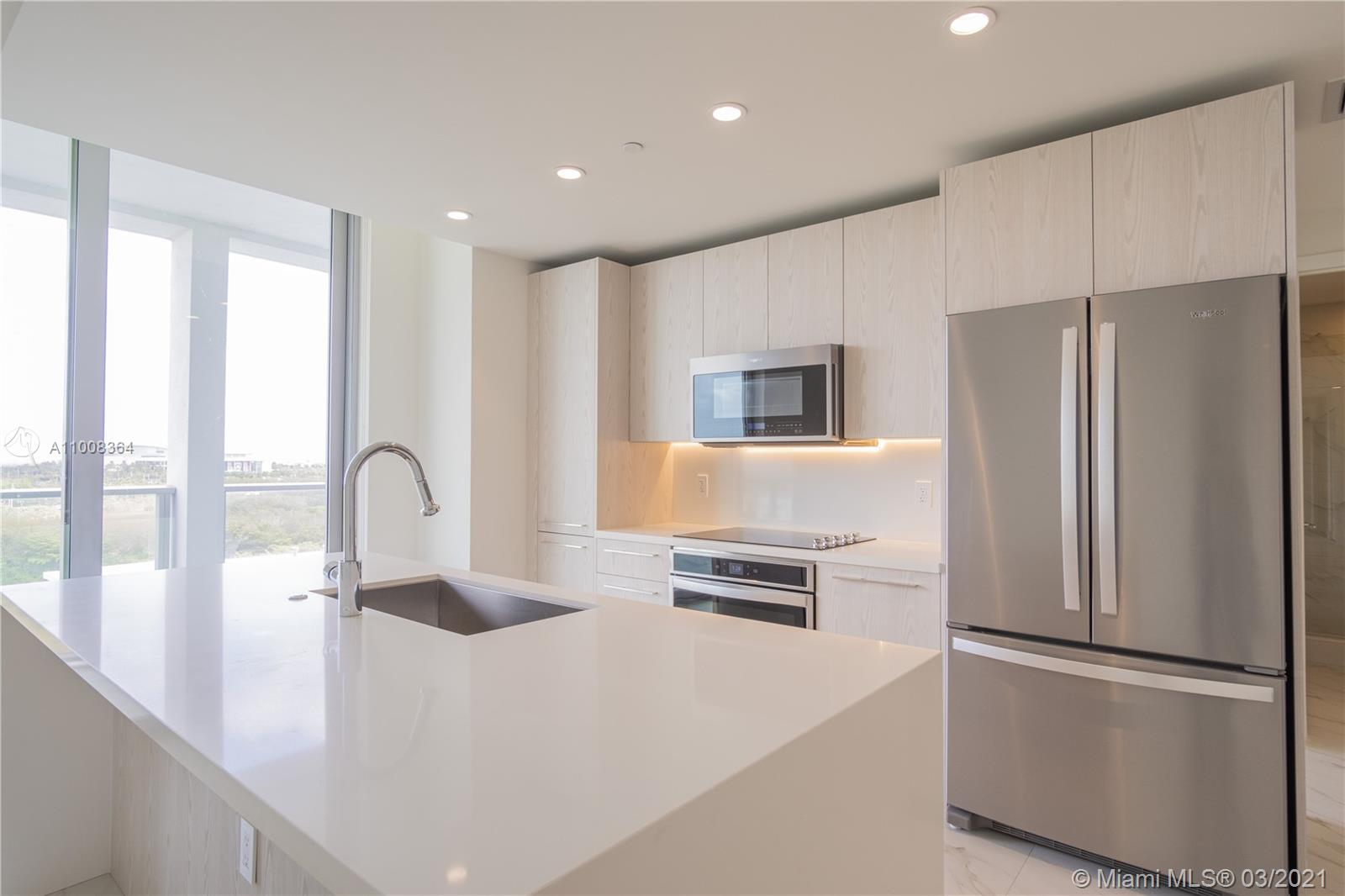 NEW listing for sale! Beautiful kitchen and flooring design in a brand new high-end building. This 3 bed-3 baths unit with Den with best price on the building. Custom built-in closets and blinds. Located in the beautiful complex in Metropica, next to Sawgrass Mills, this 1,696SF condo has high-end features such including brand new flooring throughout, new Appliances, quartz counters in the kitchen, and all 3 bathrooms, recently built closets and blinds in the bedrooms and living spaces. This unit has a huge spacious balcony features views from each room, full impact glass, washer/dryer in unit, pet friendly. Metropica offers high-end amenities, kids room, 24 hr security, valet services. Unit has one parking space and more parking is available in the building.