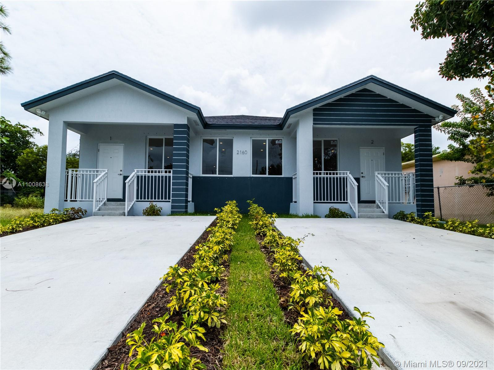 2160 NW 7th Ct  For Sale A11008638, FL