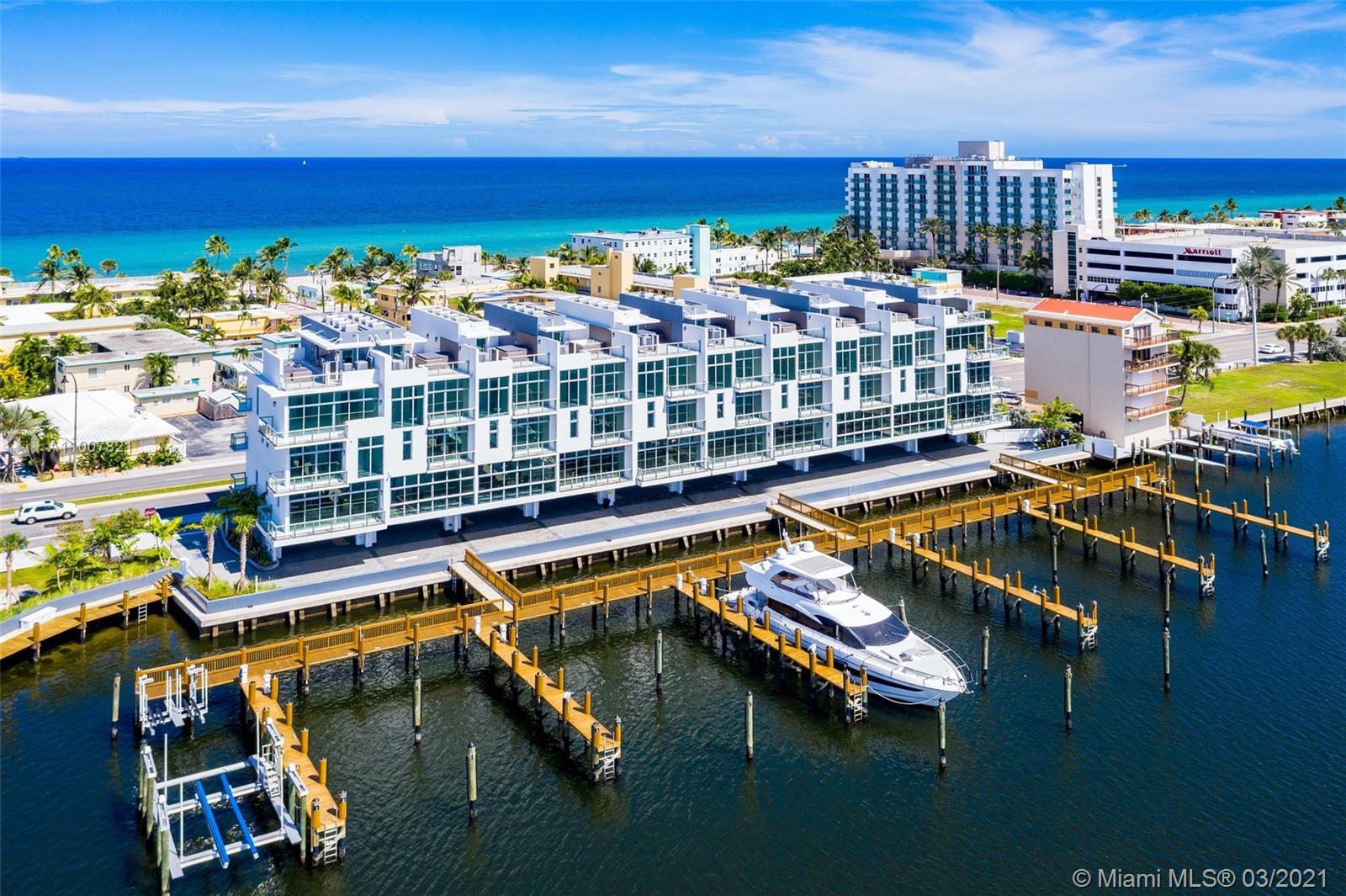 2800 N Ocean Dr  For Sale A11007821, FL