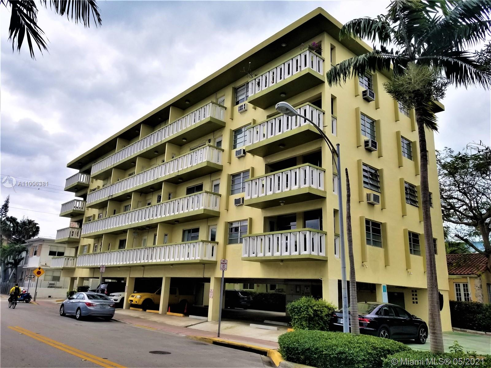 851  Meridian Ave #21 For Sale A11006381, FL
