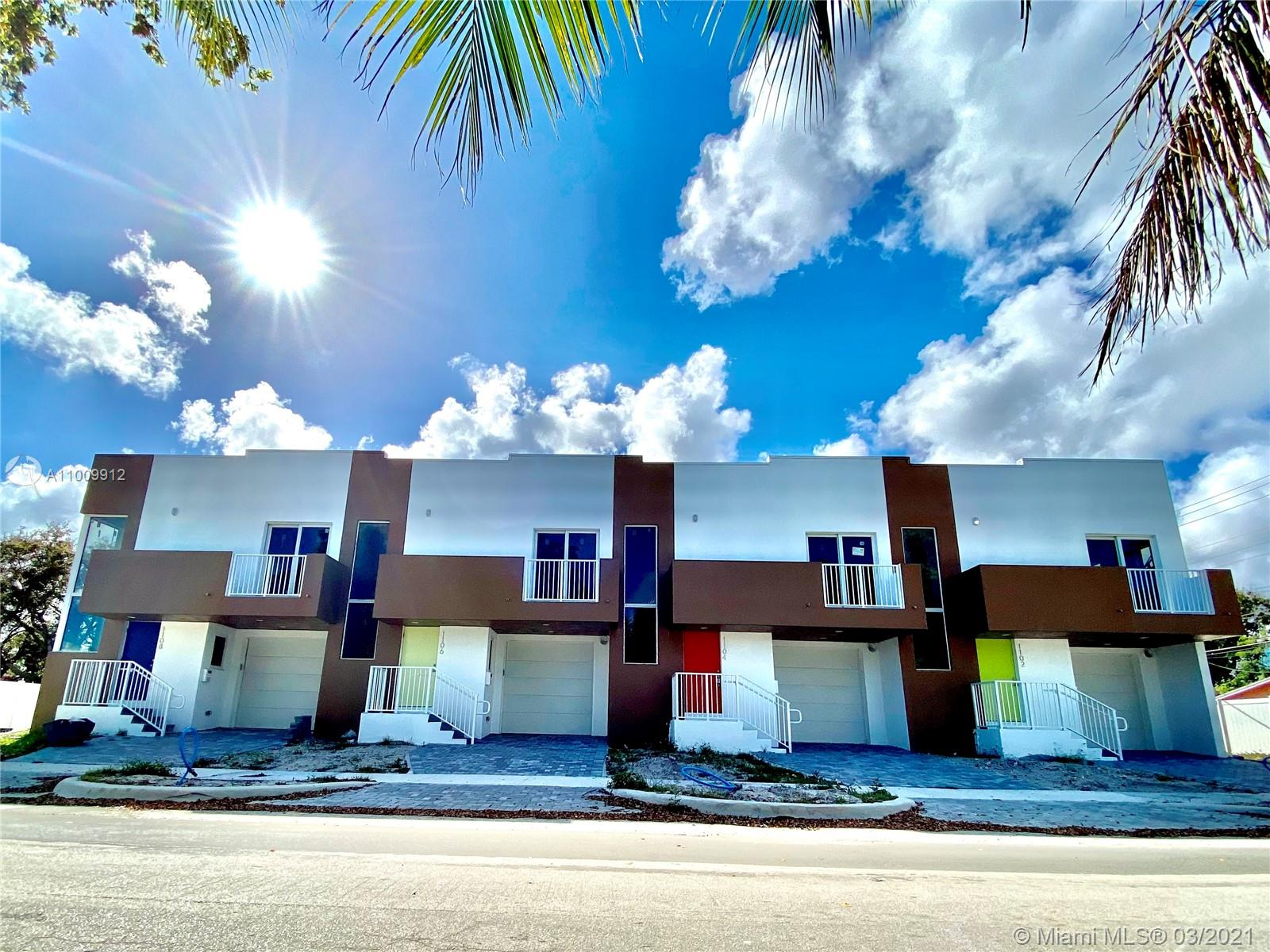 1106 S 20th Ave #1106 For Sale A11009912, FL