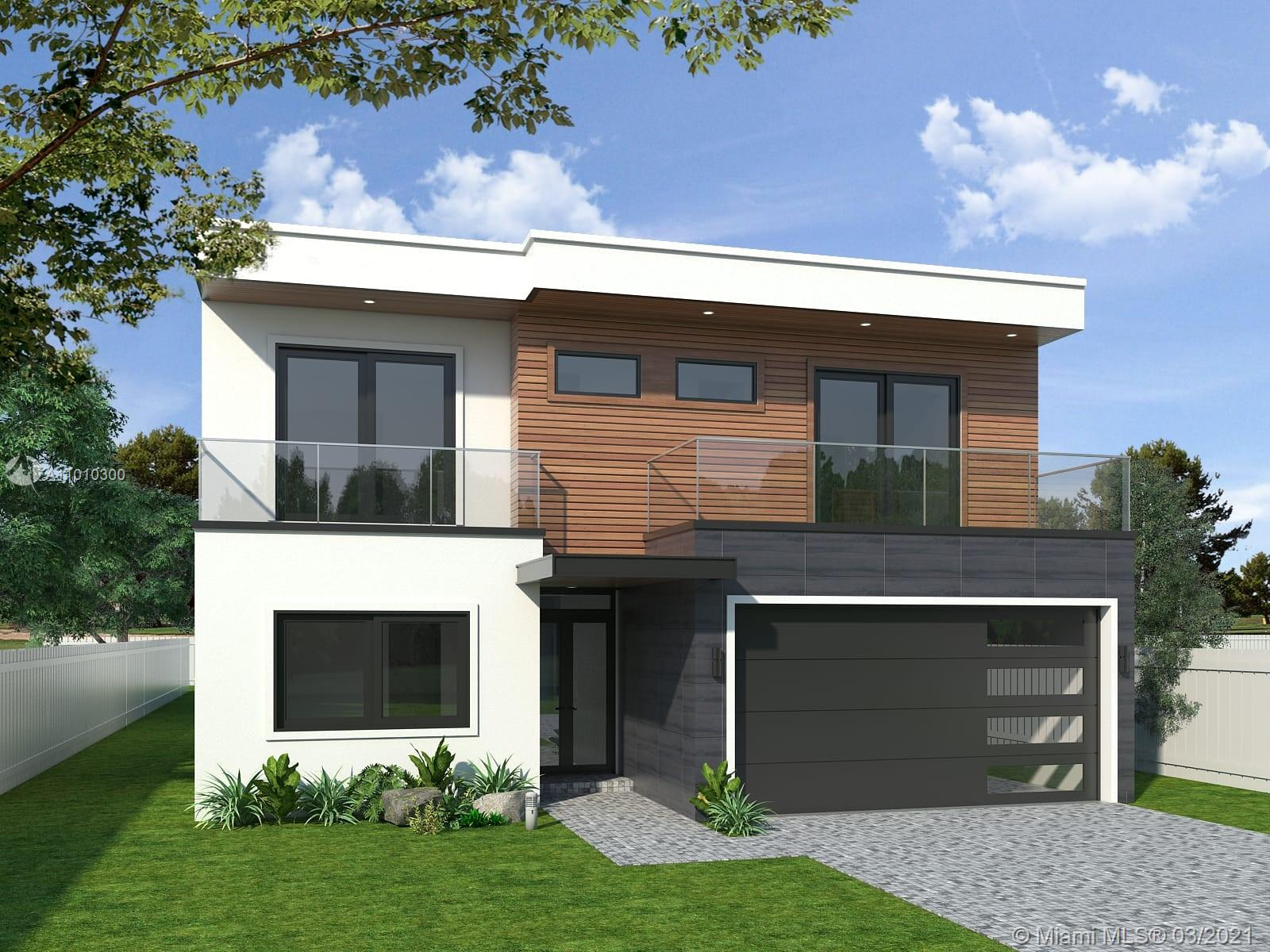 """New construction (CUSTOM FINISHES AVAILABLE) Brand new build in lovely victoria park. Property is still under construction, estimated completion time between March-June 2022 This beautiful modern home when completed will be 3997 SQFT (3011 SQFT under air) and boast four large bedrooms and five full bathrooms which finishes are completely customisable and buyers choice. A large pool (15x30ft) high-end finishes throughout entire house! Home comes pre-wired for """"smart home"""" features. This property is located in the heart of FT LAUDERDALE's Victoria Park, 1.5 miles from the beach, 5 minutes from Los olas 'strip' which contains plenty of restaurants and boutiques!"""