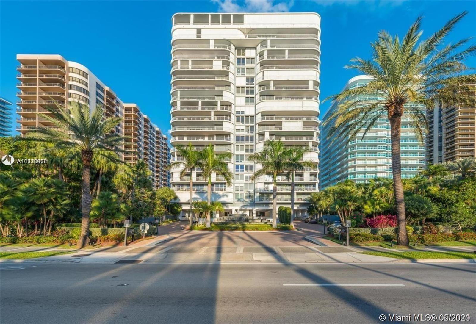This beautifully renovated 3,340 SF largest line unit in the building offers beautiful Ocean and City views.   Large open kitchen with granite center island, laundry room/walk in pantry,   2BD/3.5BA+ Office/study (can be easily converted to 3rd BR) + Family room/den.   Large master suite with His/Her baths, 2 walk-in custom oversize closets & sitting areas.   Bal Harbour 101 is a full service building that has recently been fully renovated. Enjoy beachfront living with 24hr valet, restaurant, social room, movie theatre, tennis & basketball court, fitness club,  pool and beach service.