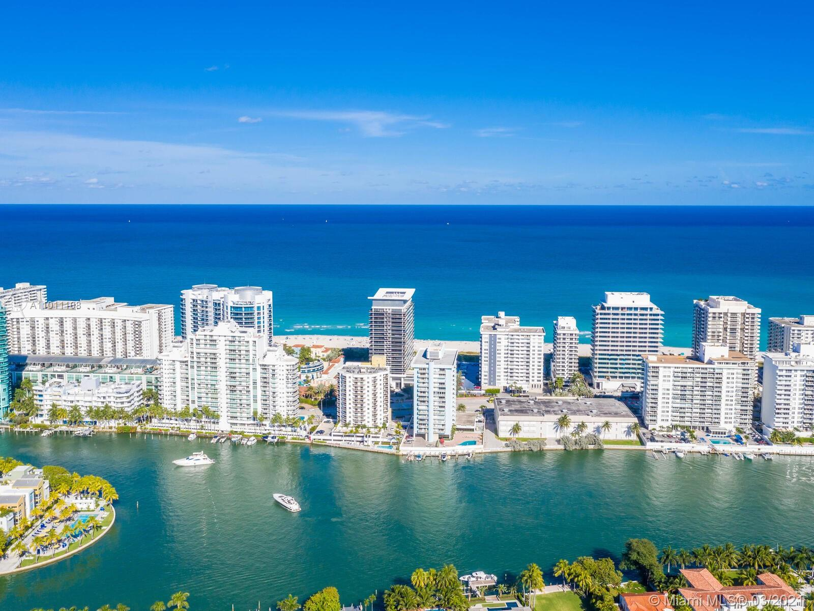 THIS EXCLUSIVE, CHIC, AND SOPHISTICATED WATERFRONT APARTMENT OFFERS 1,805 SQFT OF LUXURY LIVING SPACE. A CORNER UNIT, FEATURES 3 BEDROOMS AND 3.5 BATHS. SOARING WRAPAROUND BALCONIES, IMPACT WINDOWS. THE MOMENT YOU WALK IN YOU WILL BE FASCINATED BY UNOBSTRUCTED VIEWS OF THE ATLANTIC OCEAN, THE INTRACOASTAL, SOBE, AND NORTH VIEWS. MEI IS A BOUTIQUE BUILDING WITH AN INCREDIBLE LOBBY ATMOSPHERE 24/7 SECURITY, STATE OF THE ART TECHNO GYM, BEACH SERVICES, YOGA STUDIO, SPA, VALET PARKING.