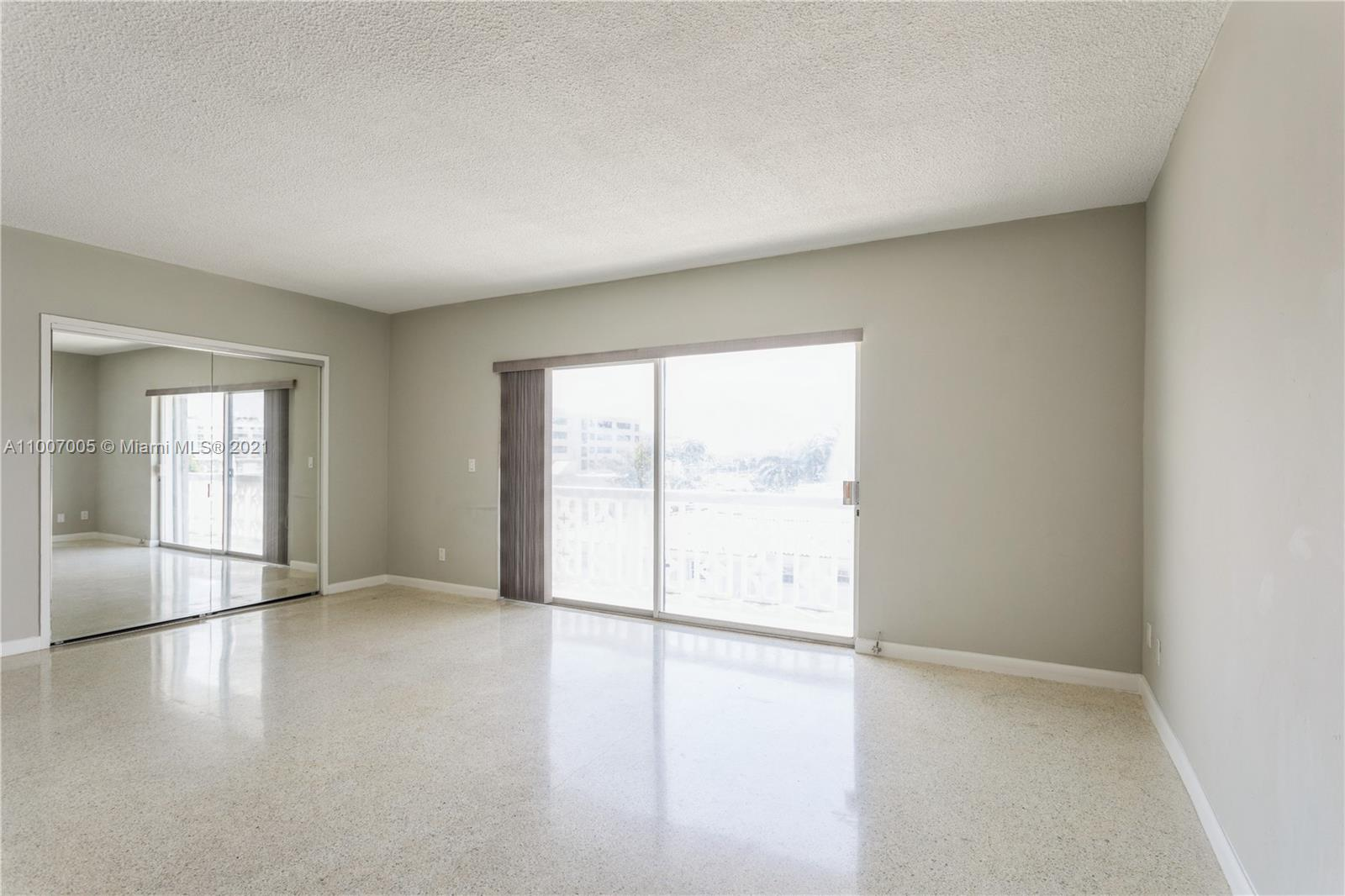 AMAZING LOCATION! ENJOY A CALM & SERENE SETTING IN THIS TASTFULLY UPDATED & SPACIOUS 1/1/1 IN BAY HARBOR'S SUMMIT CONDO. BEAUTIFUL SHADES OF NEUTRALS FROM THE CONTEMPORARY KITCHEN CABINETS TO THE GORGEOUS TERRAZZO FLOORS THROUGHOUT. KITCHEN WELL EQUIPPED W/ PRISTINE CRISP WHITE APPL, GRANITE TOPS & STAINLESS TILE BACKSPLASH. BATHS UPDATED W/ BEAUTIFUL CONTEMPORARY FIXTURES & TILE. PLENTY OF CLOSET SPACE INCL 2 IN MASTER. BEAUTIFUL & CHARMING WEST SKLYLINE VIEWS W/ BALCONY ACCESS. UNIT ASSIGNED 1 PARKING SPACE, HURR SHUTTERS & STORAGE. THIS UNIT IS THE PERFECT BACKDROP FOR ANY FURNISHINGS. WONDERFUL PEDESTRIAN NEIGHBORHOOD CLOSE TO SHOPS, RESTAURANTS, HOUSES OF WORSHIP, PARKS, A RATED SCHOOL & BEACH. CONDO BOASTS POOL, UPDATED LOBBY, LAUNDRY, SPACIOUS COMMON AREAS & LOW MAINT. A MUST SEE!