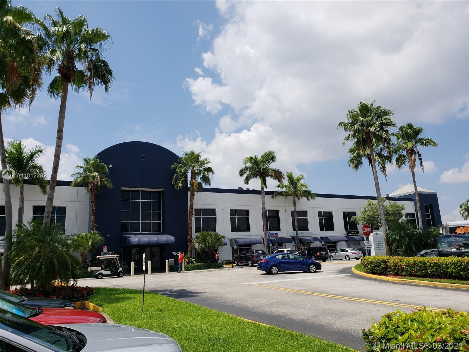 7500 NW 25th St #242 & 243 For Sale A11012292, FL
