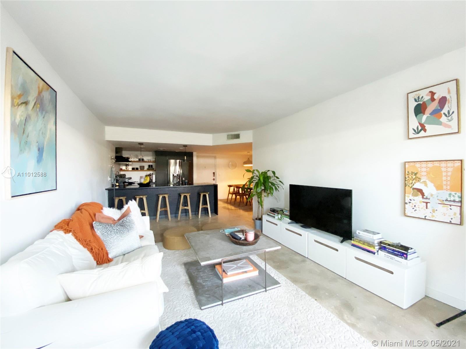 TURNKEY AND AVAILABLE MAY 1, 2021: Newly remodeled by architect/owner, this unit is on trend and brand new -- everything remodeled from the studs outwards. Enjoy this hidden community in the HEART of Wilton Manors. Unit can come with some furniture, OR THE OWNER CAN REMOVE ALL FURNITURE. Complex features swimming pool, laundry, water views, walking distance to all amenities.