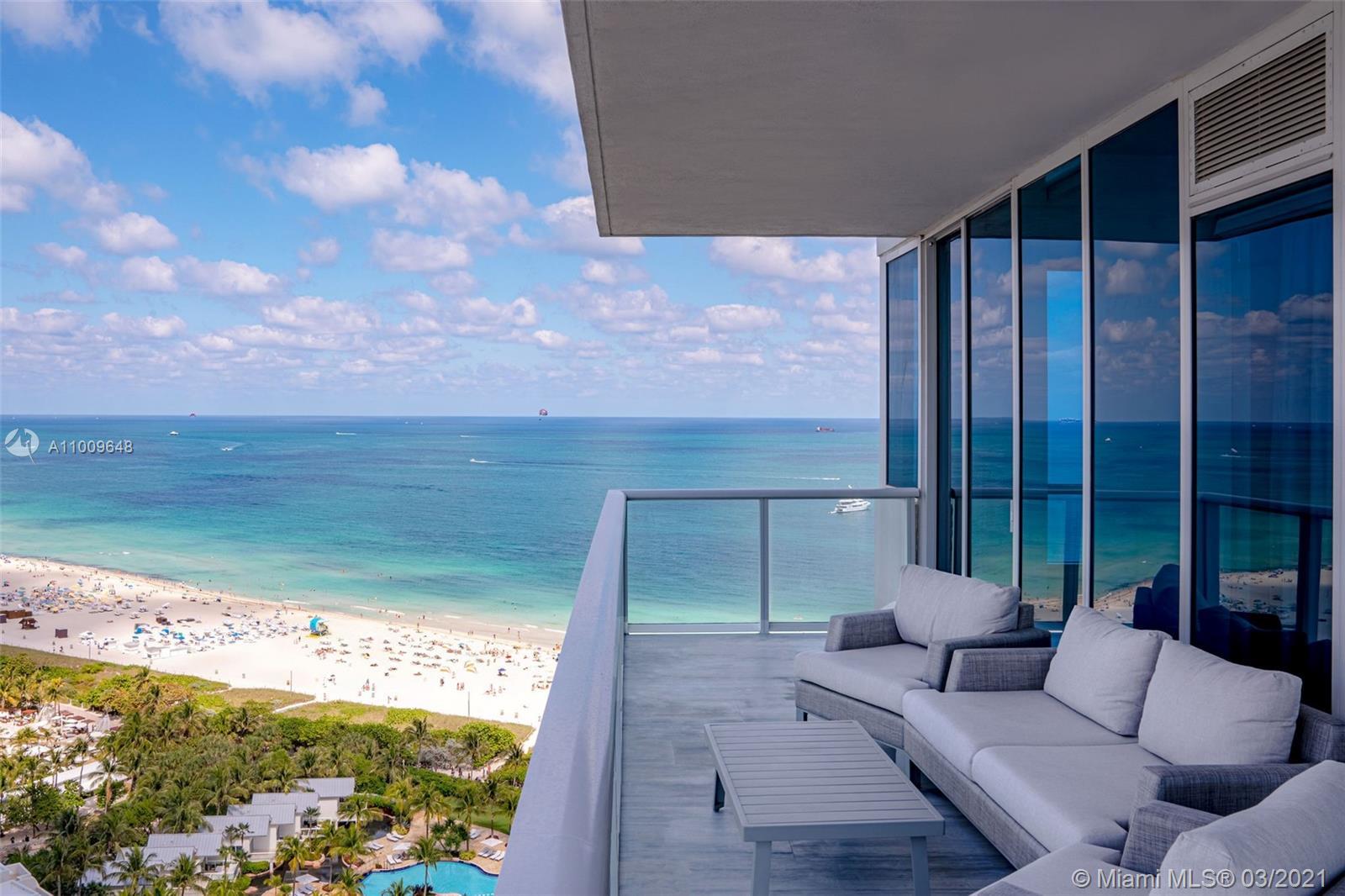 100 Pointe Dr Unit 2110, Miami Beach, Florida 33139