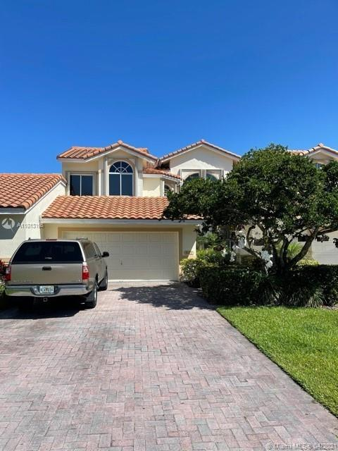 New Price Reduction..!! Welcome to Fairview Pointe in Palm-Aire! The master bed is downstairs and includes a walk-in closet, dual sinks and a shower. Upstairs there are two sized bedrooms. 2 car garage, room for 2 cars in the driveway and plenty of guest parking across the street.