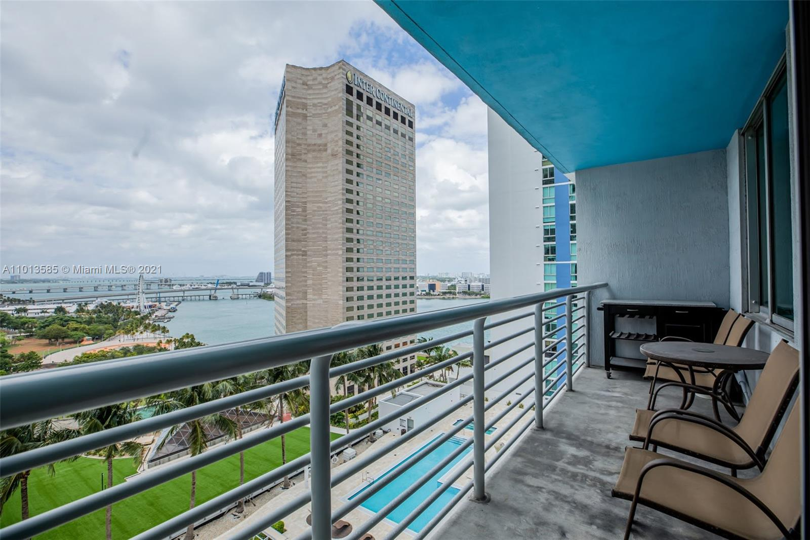 Don't miss this opportunity to own this beautiful condo located in desirable Brickell Miami. Overlooking the Miami River & the Brickell Downtown area. This 1 bedroom /1 bath  features tile & wood floors through out, beautiful built -ins, an updated kitchen with Italian kitchen cabinets, granite countertops, & stainless steel appliances. Building amenities includes: 2 pools, 2 gyms, 2 party rooms, jacuzzi, conf. room, convenience store, 24 hrs security, valet, and concierge. Take pleasant walks to Bayfront Park & Bayside Marketplace. Centrally located within minutes to South Beach, Coconut Grove,  Coral Gables, and Miami Airport.  *Apartment is rented until November 26, 2021*
