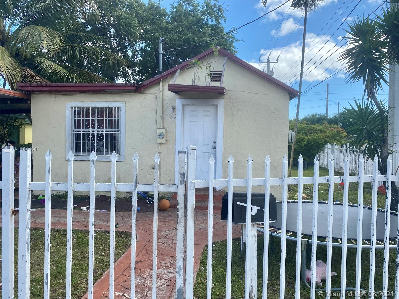 790 NW 59th St  For Sale A11014061, FL